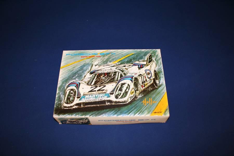 1:24 Heller Racing Porsche 917K & Matra F11