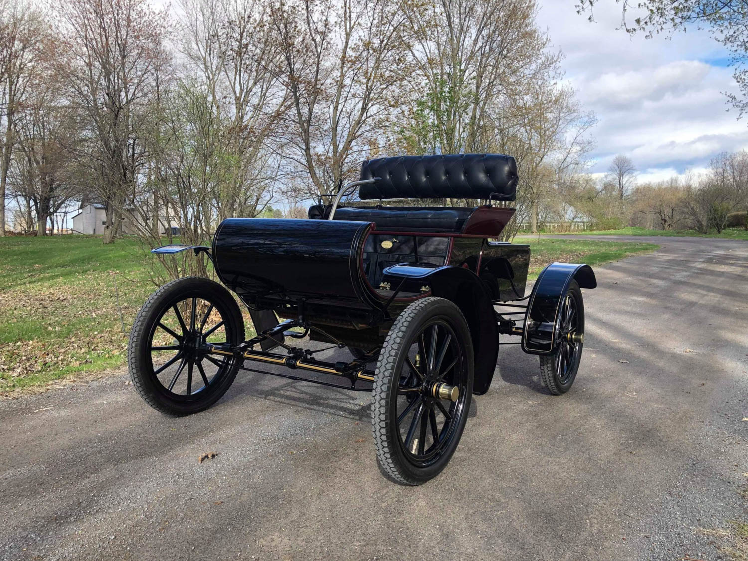 1904 Oldsmobile Curved Dash 6C