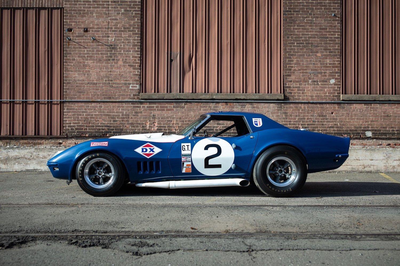 1968 Chevrolet Sunray DX L88 Yenko Racer in profile