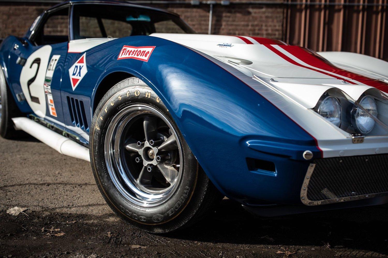 1968 Chevrolet Sunray DX L88 Yenko Racer front three-quarter close
