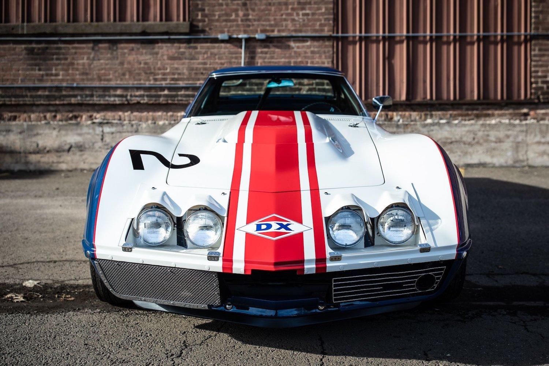 1968 Chevrolet Sunray DX L88 Yenko Racer front