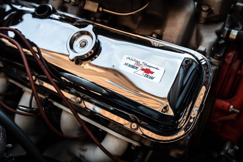 1968 Chevrolet Sunray DX L88 Yenko Racer valve covers